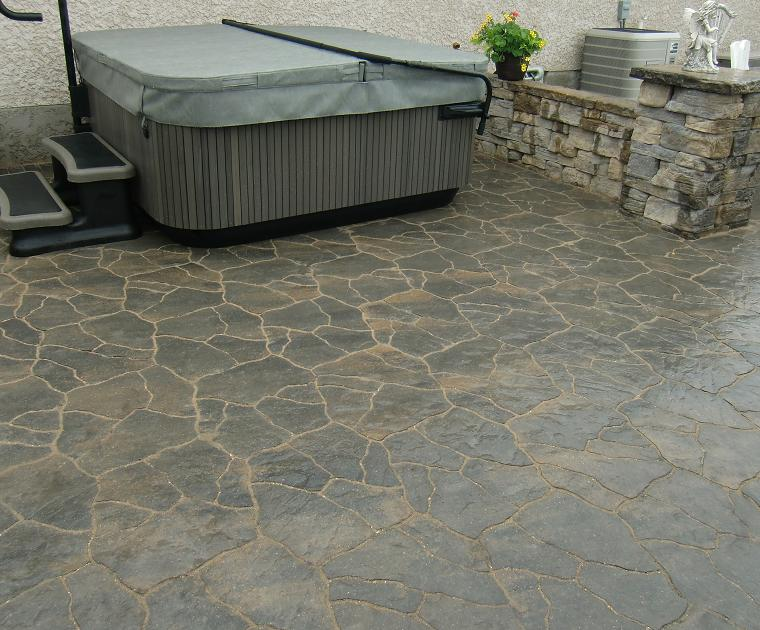 Res Paving Stone Patio 14